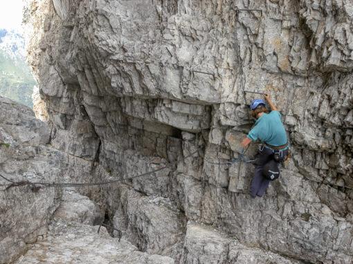 Ilmspitz von der Innsbrucker Hütte aus